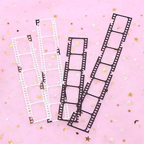 Tiras de película y boletos Plantillas de Troqueles de Corte de Metal para