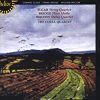 String Quartets of Elgar, Bridge & Walton (2006-08-08)