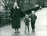 Vera Lengsfeld - Vintage Press Photo