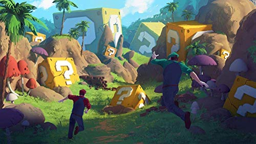 Adoff Scene Impossible Puzzle de 1000 piezas, juego de habilidad para adultos y niños
