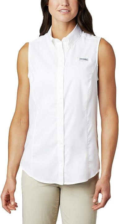 Columbia Tamiami - Camisa sin Mangas para Mujer