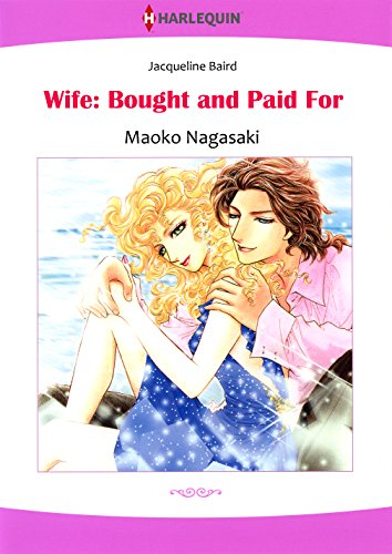 Wife: Bought And Paid For: Harlequin comics (English Edition)