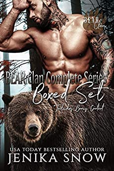 Bear Clan Complete Series Boxed Set by [Jenika Snow]