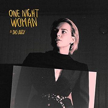 One Night Woman (Single Version)