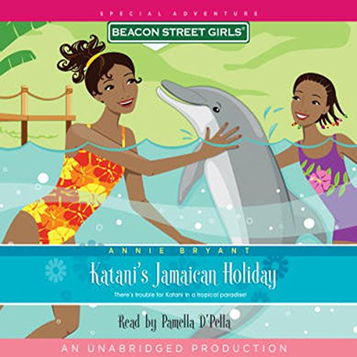 Katani's Jamaican Holiday audiobook cover art