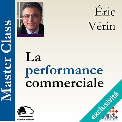Couverture de La performance commerciale
