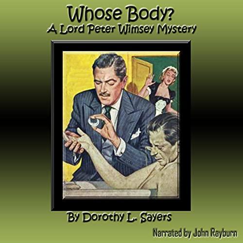 Couverture de Whose Body