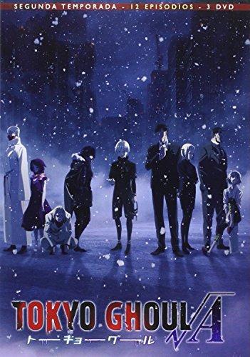 Tokyo Ghoul ? Temporada 2. [DVD]