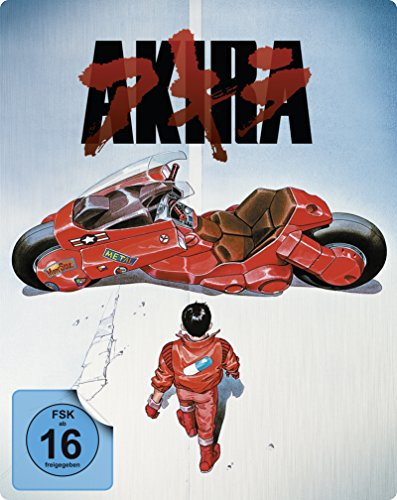 Akira - Steelbook [Blu-ray]