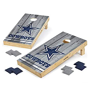 PROLINE NFL Dallas Cowboys 2 x4  Cornhole Board Set - Vintage Design