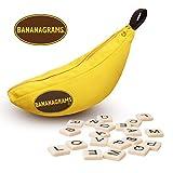 Lúdilo- Bananagrams - Juego de palabras, Multicolor (80364)