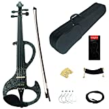 Kinglos 4/4 Intermediate Silent Violin Kit