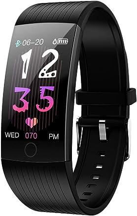GOKOO Bracelet dactivité Intelligent étanche IP68, Montre Intelligente pour Homme et Femme,