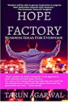 HOPE FACTORY: Business Ideas For Everyone