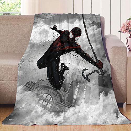 XavieraDoherty The Avengers, Spider-Man-Sommerdecke, 150 x 200 cm, für drinnen und draußen, bequem für alle Jahreszeiten