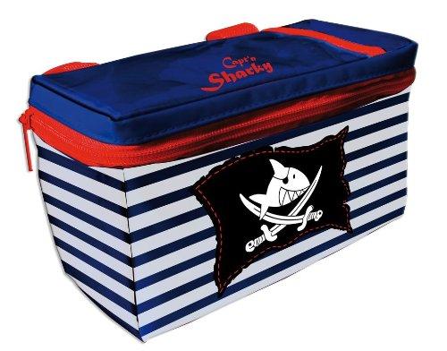 Lenkertasche 'Capt`n Sharky'