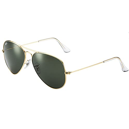 199d9e6ab93f Ray-Ban Men s Aviator 3025 Sunglasses