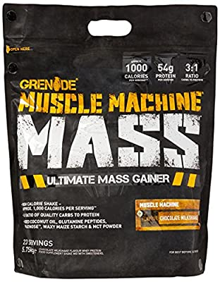 Grenade Muscle Machine Lean Gainer from Grenade