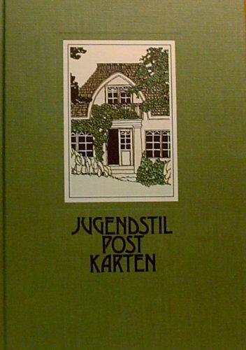 Jugendstil Postkarten
