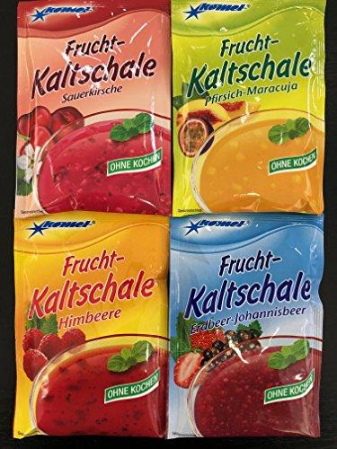 Kaltschale 4´er Mix von Komet freie Auswahl