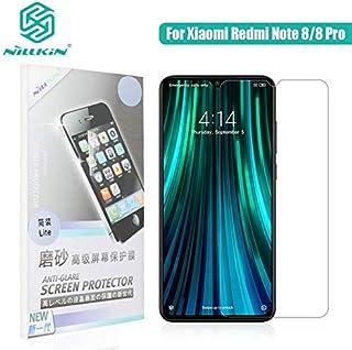 Phone Screen Protectors - Redmi Note 8 Pro screen protector HD Super Clear screen protector for redmi note 8 Matte Anti Gl...
