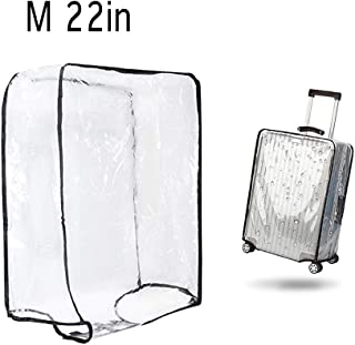"Other Luggage Cover Suitcase Transparent Protectors Case for 20""24""28""30""(M)"