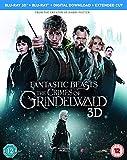 Fantastic Beasts - The Crimes of Grindelwald [3Blu-Ray]+[Blu-Ray 3D] [Region Free] (Audio français. Sous-titres français)