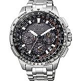 Citizen orologio da polso uomo PROMASTER Sky Satellite Wave Cronografo al quarzo Titanio cc9020–54E