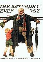 ねこの引出し アメリカ製ノーマン・ロックウェルのポストカード CHILD SURPRISE