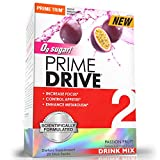 Complete Nutrition Prime Drive, Passion Fruit, Dietary Supplement, Weight Loss Powder, Energy Booster, Metabolism Support, 20 Individual Packets