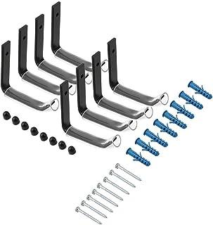 Reifenständer Reifenwandhalter, Metall Autoreifen Wandhalterung Reifenregale Felgenhalter Wandhalterung,Montagematerial, Jeder Reifenrahmen Belastung 25 KG