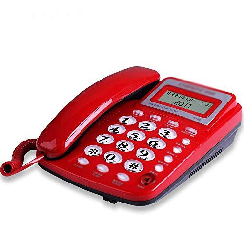 NSHDR Teléfono Fijo El Teléfono Teléfono Fijo De La Oficina En Casa (Color : C)