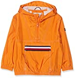 Tommy Hilfiger U Pop Over Chaqueta, Naranja (Russet Orange 800), 92 para Bebés