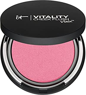Vitality Cheek Flush Powder Blush Stain Matte Sweet Apple