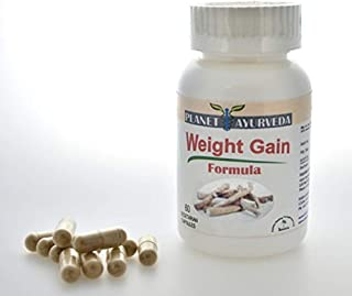 Gain Weight Pills (60 Tablets) GAIN Weight Fast - Weight Gain Plus Increase Appetite Enhancer/Appetite Stimulant Weight Ga...