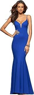 Faviana Womens Prom Ponte Evening Dress