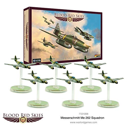 Blood Red Skies Messerchmitt ME 262 - Escuadrón
