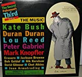 Kate Bush, Duran Duran, Lou Reed, Peter Gabriel, Mark Knopfler... / Vinyl record [Vinyl-LP]