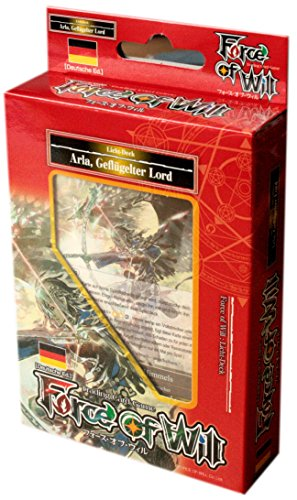 Force of Will - Licht-Deck - Arla, Geflügelter Lord - Deutsch