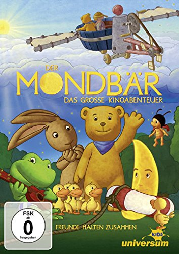Der Mondbär - Das große Kinoabenteuer / Moonbeam Bear and His Friends ( Der Mondbär )
