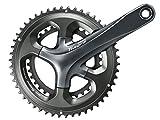 Shimano Tiagra FC-4700 Kurbelgarnitur 50x34 10-fach schwarz Kurbelarmlänge 172,5 mm 2016 MTB