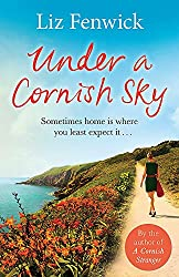 Books Set in Cornwall: Under A Cornish Sky by Liz Fenwick. Visit www.taleway.com to find books from around the world. cornwall books, cornish books, cornwall novels, cornwall literature, cornish literature, cornwall fiction, cornish fiction, cornish authors, best books set in cornwall, popular books set in cornwall, books about cornwall, cornwall reading challenge, cornwall reading list, cornwall books to read, books to read before going to cornwall, novels set in cornwall, books to read about cornwall, cornwall packing list, cornwall travel, cornwall history, cornwall travel books