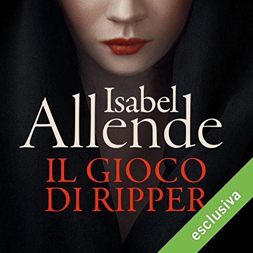 Il gioco di Ripper audiobook cover art