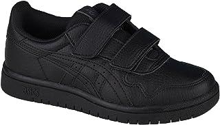 ASICS Japan S PS, Boy's Running Shoes, Black/Black, 12.5 Child UK (32 EU)