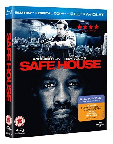 Safe House [BLU-RAY] (15)