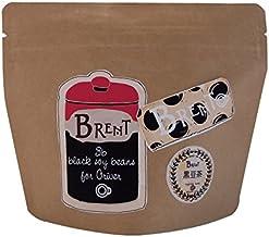 """BRENT ブレント 直火焙煎 黒豆茶 """"OLIVER"""" 五穀ブレンド ティーバッグ 15個入り(エコパウチ入り"""