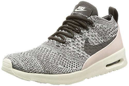 Nike 881175 003 Air Max Thea Ultra Flyknit Midnight Fog|37.5