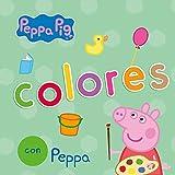 Colores con Peppa (Peppa Pig. Pequeñas manitas)