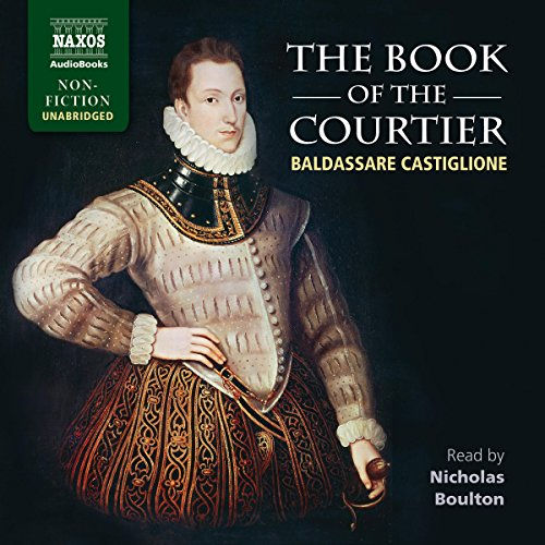 The Book of the Courtier audiobook cover art