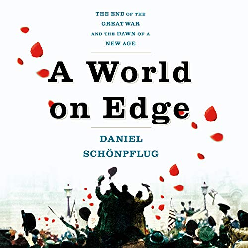 A World on Edge audiobook cover art